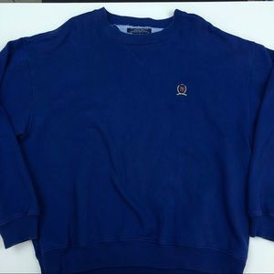 90s Tommy Hilfiger Crest Crewneck Sweater Size XL